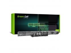 Batería para portátil Green Cell ® L14L4A01 para Lenovo Z51 Z51-70 IdeaPad 500-15ISK