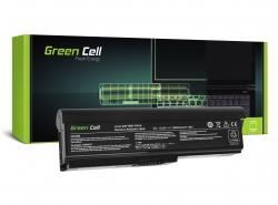 Green Cell Batería PA3634U-1BRS para Toshiba Satellite A660 A665 L650 L650D L655 L655D L670 L670D L675 M300 M500 U400 U500