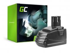 Green Cell ® Akku SFB 121 SFB 126 für Werkzeug Hilti SF 121-A SFL 12/15 SID 121-A