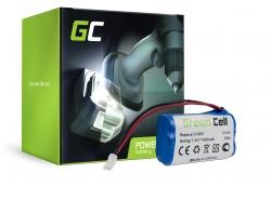 Batería Green Cell (0.8Ah 7.4V) 01866-00.600.02 para Gardena 01864-29 01866-29 01815-20 1815-U 1864-29 1866-29 Plus Solar