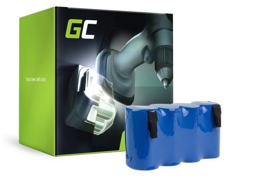 Batería Green Cell (3.3Ah 4.8V) 8802-00.630.00 para Gardena Accu 75 8816 8802-20 8816-20 8818-20 08802-20 08816-20