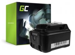 Batería Green Cell (3Ah 12V) 197390-1 BL1015 BL1016 BL1020B BL1021B BL1040B para Makita DF331 DF331D HP331 HP331D TD110 TD110D