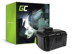 Green Cell ® Akku CB120L BPL-1220 RB12L13 für Werkzeug Ryobi BID1201 CD100 CR1201 HJP001 HJP002 HJP003 HJP004