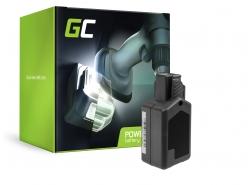 Green Cell ® Akku 7420096 Power Pack 3 für Werkzeug Wolf-Garten GT 815 GTB 815 HSA 45 V