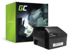 Green Cell ® Akku für Werkzeug FEIN ABLK ABLS 1.3 1.6 ABS ABSS AFMM ASB ASCM ASCS ASCT ASM ASW 14