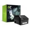 Batería Green Cell (3Ah 14.4V) 92604160020 92604164020 para FEIN ABLK ABLS 1.3 1.6 ABS ABSS AFMM ASB ASCM ASCS ASCT ASM ASW 14