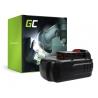 Batería Green Cell (3Ah 18V) PC18B para Porter-Cable PC1800D PPC18DS PC1800AG C180DK PC18AG PC18JR PC18JS PC18RS PC18SS