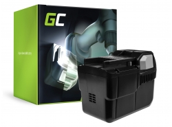 Green Cell® Batería (3Ah 36V) BSL 3620 BSL 3626 para Hitachi CG 36DL CS 36DL DH 36DL ML 36DL RB 36DL