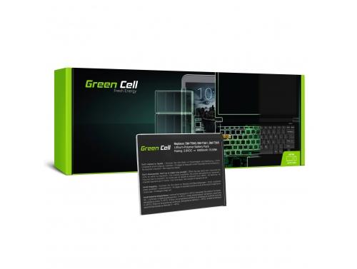 Batería Green Cell EB-BT561ABA EB-BT561ABE para Samsung Galaxy Tab E 9.6 T560 T561 SM-T560 SM-T561