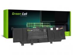 Green Cell Batería C21-X502 C31-X502 para Asus F502C F502CA X502C X502CA VivoBook S500C S500CA
