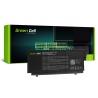 Green Cell Batería CN03XL HSTNN-LB7L para HP Envy 13-AB 13-AB000NW 13-AB003NW 13-AB005NW