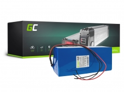 Batería recargable Green Cell Battery Pack 36V 14.5Ah 522Wh para bicicleta eléctrica E-Bike Pedelec