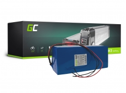 Batería recargable Green Cell Battery Pack 48V 17.4Ah 835Wh para bicicleta eléctrica E-Bike Pedelec