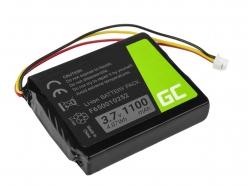 Green Cell ® Akku F650010252 für GPS TomTom One V1 V2 V3 XL Europe Regional Rider