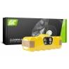 Batería Green Cell (3.3Ah 14.4V) 80501 para iRobot Roomba 500 510 530 550 560 570 580 600 620 625 630 650 700 760 780 800 880