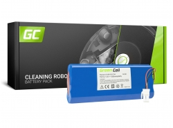 Green Cell® Batería (3.5Ah 14.4V) para Samsung Navibot SR9630 VC-RA50 VC-RA52V VC-RA84V VC-RE70V VC-RE72V
