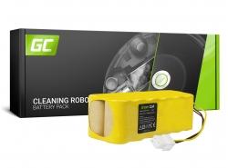 Batería Green Cell (3.5Ah 14.4V) RBT-20 VCA-RBT2 para Samsung Navibot SR8750 SR8824 SR8825 SR8848 SR8849 SR8850 SR8855 SR8857