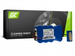 Batería Green Cell (3Ah 18V) FD9403 751993 para aspiradoras Bosch BBHMOVE4 BBHMOVE4N BBHMOVE5 BBHMOVE5AU BBHMOVE6
