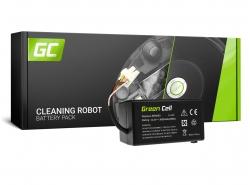 Batería Green Cell (3Ah 14.4V) DJ43-00006B para aspiradora Samsung NaviBot SR8930 SR8940 SR8950 SR8980 SR8981 SR8987 SR8988