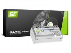 Batería Green Cell (3.5Ah 14.4V) ACC263 14904 34001 38504 para aspiradora iRobot Scooba 300 330 340 350 380 385 390 590 5900
