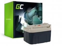 Batería Green Cell (3Ah 24V) B2417 B2430 BH2420 BH2430 BH2433 para Makita BHR200 BHR200SAE BHR200SFE BHR200SJEP BJR240SF BMR100