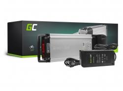 Green Cell ® Akku für Elektrofahrräder e-Bike 24V 8.8Ah 221Wh