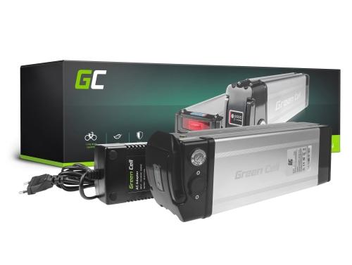 Green Cell® ULTRA Bateria Bicicleta Electrica 48V 20.4Ah Silverfish Li-Ion Batería y Cargador