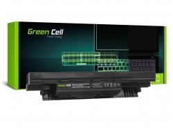 Green Cell Batería A41N1421 para Asus AsusPRO P2420 P2420L P2420LA P2420LJ P2440U P2440UQ P2520 P2520L P2520LA P2520LJ