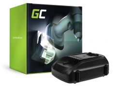 Batería (2Ah 18V) WA3511 WA3512 WA3516 WA3523 para WORX WG151 WG251 WG540 WU289 WU381 WX163 WX164 WX368 AL-KO GTli 18V Comfort