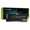 Green Cell Batería A1309 para Apple MacBook Pro 17 A1297 (Early 2009 Mid 2010)