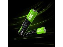 Green Cell 4x AAA HR03 950mAh Akku