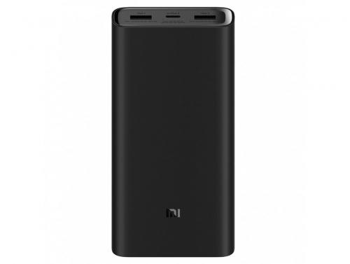 Original Power Bank Xiaomi 3 PRO 20000mAh USB-C 45W Suministro de energía