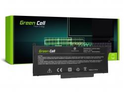 Green Cell Batería F3YGT para Dell Latitude 7280 7290 7380 7390 7480 7490