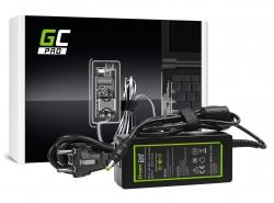 Fuente de alimentación / cargador Green Cell PRO 18.5V 3.5A 65W para HP Pavilion DV2000 DV6000 DV8000 Compaq 6730b 6735b nc6120