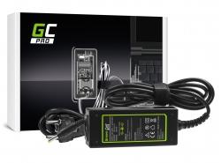 Fuente de alimentación / cargador Green Cell PRO 19V 2.1A 40W para HP Mini 110210 Compaq Mini CQ10