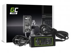 Netzteil / Ladegerät Green Cell PRO 19V 2.1A 40W für Samsung N100 N130 N145 N148 N150 NC10 NC110 N150 Plus