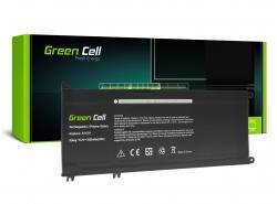 Green Cell Batería para Dell Latitude 3380 3480 3490 3590 Inspiron G3 3579 3779 G5 5587 G7 7588 7577 7773 7778 7779 7786