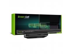 Green Cell Batería para Fujitsu LifeBook A514 A544 A555 AH544 AH564 E547 E554 E733 E734 E743 E744 E746 E753 E754 S904