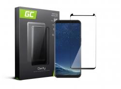 Cristal templado GC Clarity para Samsung Galaxy S8