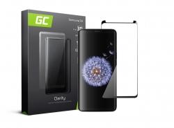 Cristal templado GC Clarity para Samsung Galaxy S9
