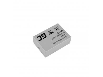 Batería de Repuesto para Canon PowerShot SX50 HS SX60 Hs Cámara 800mAh