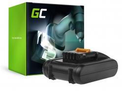 Batería Green Cell ® WA3549 WA3551 para WORX WG160E WG169E WG546E WG549E WG894E WX090 WX166 WX167 WX292 WX372 WX390 WX523 WX678