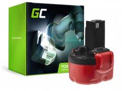 Werkzeug Akku für Bosch O-Pack GSR 9.6VE2 PSR 9.6VE-2