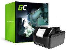 Batería Green Cell ® para celular Makita BL1830 194204-5 SAMSUNG 18V 4Ah