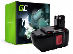 Herramienta de batería Green Cell ® para Bosch BTP1005 BAT031 1645 GKG 24V