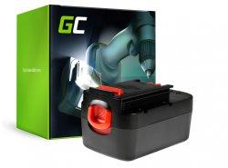 Green Cell® Batería (3Ah 12V) A12 A1712 HPB12 FSB12 para Black&Decker BD12PSK HP12K HPD1202 PS122K Firestorm FS1200D