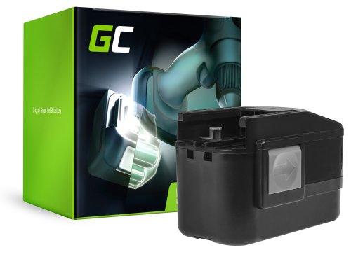 Green Cell® Batería (3.3Ah 14.4V) MXS14.4 48-11-1014 para AEG BBM 14 STX BDSE 14 STX SB2E 14 STX Milwaukee LOKTOR P 14.4 TX