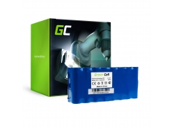 Batería Green Cell  (5Ah 18V) 580 68 33-01 589 58 52-01 para Husqvarna Automower 320 330X 420 430 440 450X 520