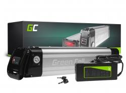 Batería recargable Green Cell Silverfish 36V 10.4Ah 374Wh para bicicleta eléctrica E-Bike Pedelec
