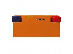 Batería LiFePO4 120Ah 12.8V 1535Wh batería de fosfato de hierro y litio camper fotovoltaica